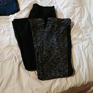 2 pair sweats